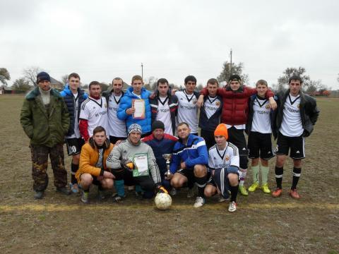 Футбол красногвардейского